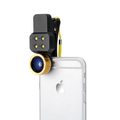 Universal 4 in 1 Phone Lens Kit