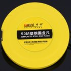 Tape  Measure Steel Blade 20m 30m 50m Hand Operated Disc Ruler Wear Resistant Measuring Ruler