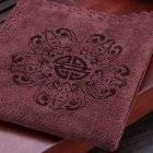 Tea Cloth Absorbent Thicken Tea Napkins for Tabletop Cleaning Coffee