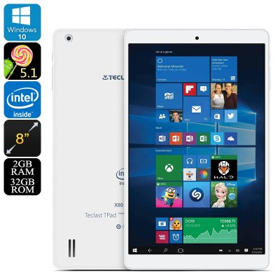 Teclast X80 Pro Dual-OS Tablet PC