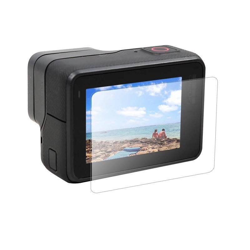 Tempered Film for Gopro Hero 7 6 5 Protector Tempered Screen for Go Pro Hero 7 6 5 Black Action Camera Display Tempered Film