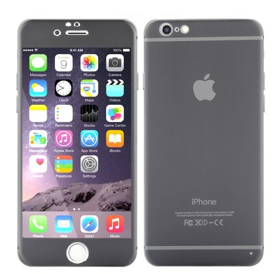 iPhone 6, 4.7 Inch Protective Cover (Gray)