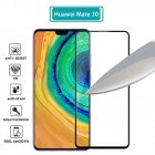 Tempered Glass Screen Protector Film for Huawei Mate 30 HD 9H Ultra-thin Full Coverage black