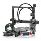 Tevo Tarantula Prusa I3 3D Printer supports a wide range of different filaments and allows you to print two colors at once