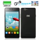 ThL 4400 Android 4 2 Phone has a 5 Inch 1280x720 Corning Gorilla Glass IPS Screen  Quad Core CPU  5MP and 8MP Cameras  Support OTG