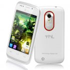 ThL A1 Android 4 0 Phone features a 1GHz CPU and 3 5 Inch screen  giving you the chance to own a trusted brand at a low price