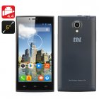 ThL T6s 3G Android 4 4 Phone has a 5 Inch 854x480 IPS Screen  MT6582 Quad Core 1 3GHz CPU  1GB RAM and 8GB ROM