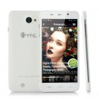 ThL W200 is a 5 Inch powerhouse HD Android 4 2 Phone that uses a Quad Core 1 5GHz processor  1GB RAM as well as having 8GB Internal Memory