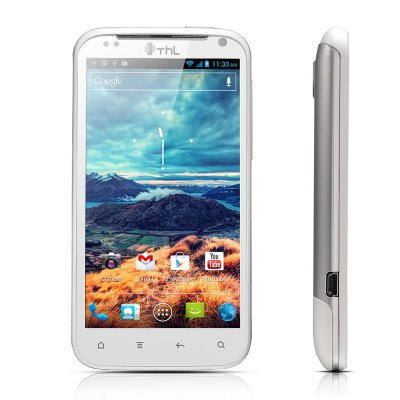 320 DPI 720p HD Android 4.0 Phone - ThL W3+