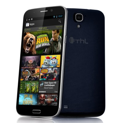 6.5 Inch Android 4.2 Phone - ThL W300 (Bl)