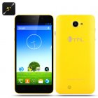ThL W200 5 Inch Android Phone (Yellow)