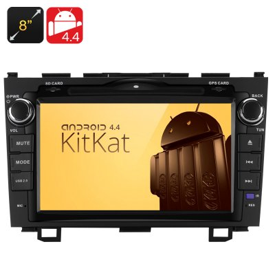 2 DIN Android Car DVD Player for Honda