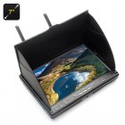 The 7 Inch FPV Monitor is specially designed for outdoor use and is a perfect tool for aerial photography