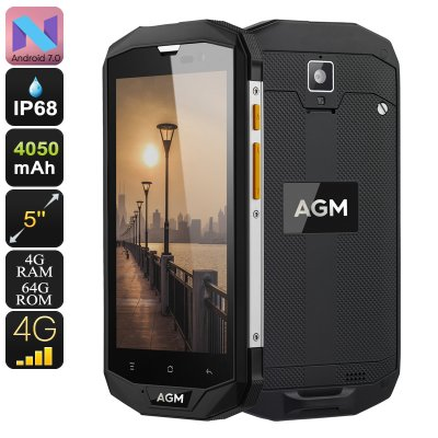 AGM A8 Rugged Smartphone
