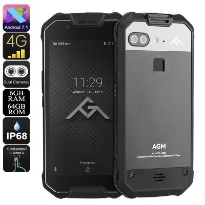 AGM X2 SE Rugged Phone