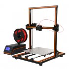 The Anet E12 is a cheap 3D printer kit that features a large 300x300x400mm printing volume  This DIY 3D printer lets you create anything you can imagine