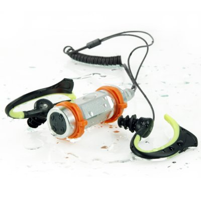 Waterproof MP3 Player for Swimming