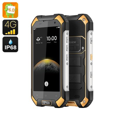 Blackview BV6000S IP68 Smartphone (Orange)