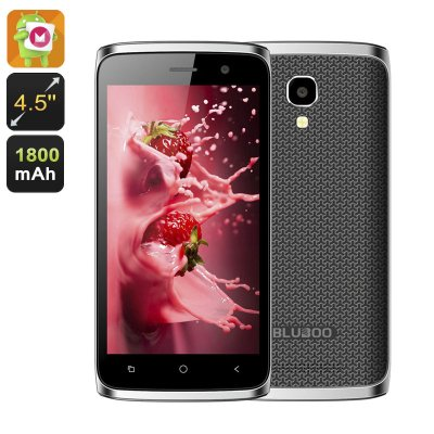 Bluboo Mini Smartphone (Black)