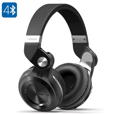 Wireless Headphones Bluedio T2+ Turbine