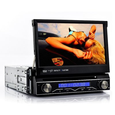 Shockwave 7 Inch Car DVD Player
