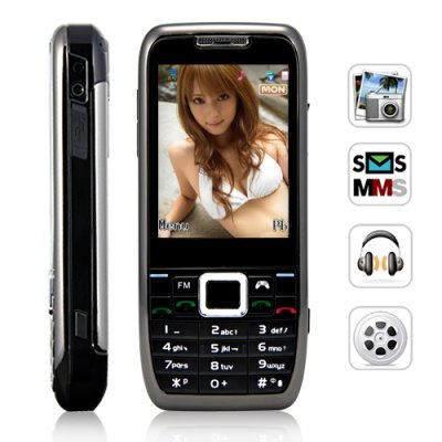 Triple SIM Cellphone