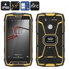Conquest S9 Rugged Smartphone (Yellow)