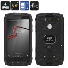 Conquest S9 Rugged Smartphone (Black)