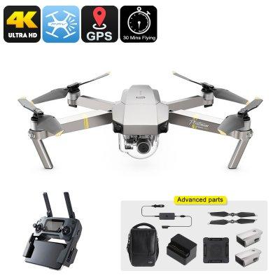 DJI Mavic Pro Platinum Drone Combo