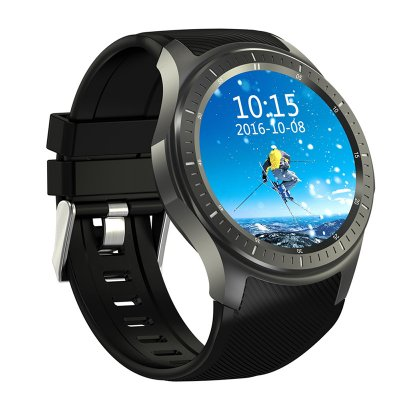 DOMINO DM368 3G Smartwatch (Black)