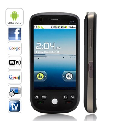 Eclipse Android 2.2 Phone