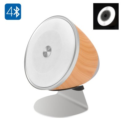 FACEFOU ML350 Bluetooth LED Lamp Speaker