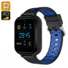 Finow Q1 Pro Android 4G Smart Watch (Blue)