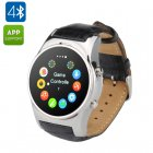 GSM Smart Watch Phone (Silver)