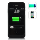 The High Capacity External Charger and Holder is The perfect   partner for your iPhone 4