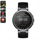 IQI I6 Smart Watch Phone (2+16 Black)