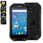 Rugged Android Phone Jeasung X8G (Black)