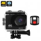 The K2T Sports Action Camera shoots ultra HD video in 4K resolution thanks to its 16MP sensor