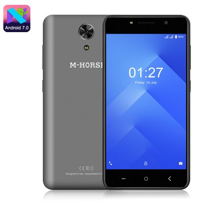 M-Horse Power 1 Smartphone (Grey)
