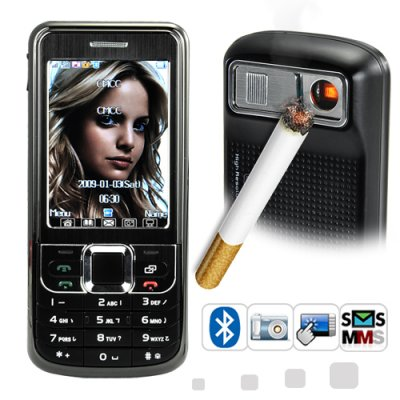 Machismo - Cigarette Lighter Cellphone