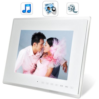 Masterpiece - 12 Inch Digital Photo Frame