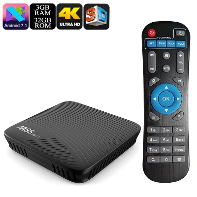Mecool M8S Pro L Android TV Box (32GB)