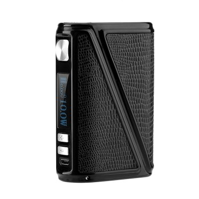 Box Mod Warlock Z Box 233 (Cabretta-Black)