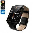 NO.1 D6 3G Smart Watch (Black)