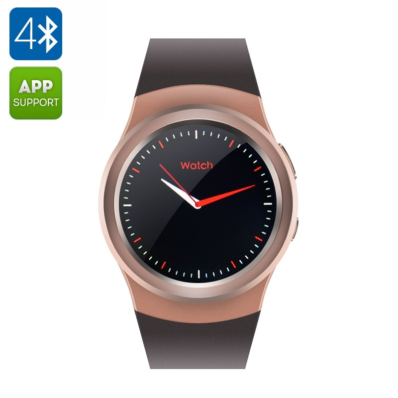 No.1 G3 Smart Watch (Gold)