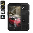 NO.1 M3 Rugged Smartphone (Black)
