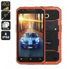 NO.1 M3 Rugged Smartphone (Orange)