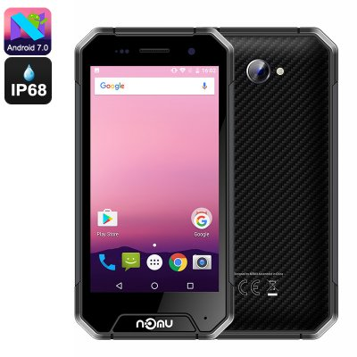 NOMU S30 Mini Android Smartphone (Grey)
