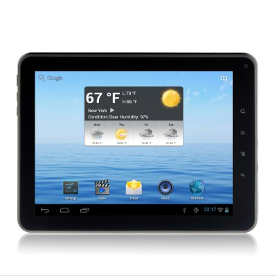 8 inch Android 4.0.3 Tablet PC