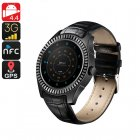 No.1 D7 Bluetooth Watch Phone (Black)